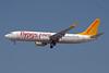 Pegasus Airlines (flypgs.com) Boeing 737-82R WL TC-CPE (msn 38178) AYT (Paul Denton). Image: 910089.