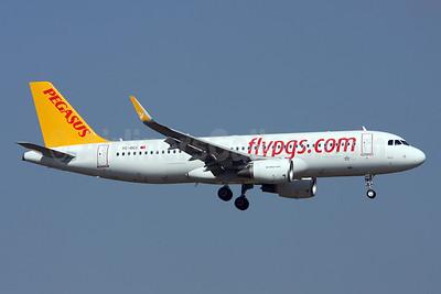 Pegasus Airlines (flypgs.com) Airbus A320-214 WL TC-DCC (msn 5950) ZRH (Andi Hiltl). Image: 922535.