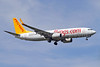 Pegasus Airlines (flypgs.com) Boeing 737-82R WL TC-AAZ (msn 40875) STN (Keith Burton). Image: 920620.