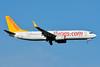 Pegasus Airlines (flypgs.com) Boeing 737-82R WL TC-AAS (msn 40871) BSL (Paul Bannwarth). Image: 927330.