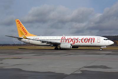 Pegasus Airlines (flypgs.com) Boeing 737-82R WL TC-ANP (msn 40722) ZRH (Rolf Wallner). Image: 945691.