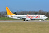 Pegasus Airlines (flypgs.com) Boeing 737-82R WL  TC-AIP (msn 40877) BSL (Paul Bannwarth). Image: 935852.