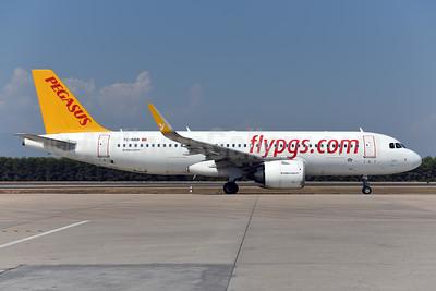 Pegasus Airlines (flypgs.com) Airbus A320-251N WL TC-NBB (msn 7147) AYT (Ton Jochems). Image: 939894.