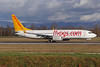 Pegasus Airlines (flypgs.com) Boeing 737-82R WL TC-CPF (msn 40879) BSL (Paul Bannwarth). Image: 910487.