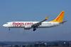 Pegasus Airlines (flypgs.com) Boeing 737-82R WL TC-ACP (msn 40697) ZRH (Andi Hiltl). Image: 907363.