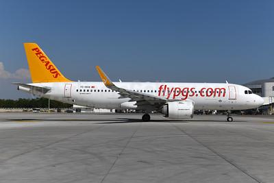 Pegasus Airlines (flypgs.com) Airbus A320-251N WL TC-NCB (msn 8884) AYT (Ton Jochems). Image: 955133.