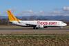 Pegasus Airlines (flypgs.com) Boeing 737-82R WL TC-AAU (msn 40873) BSL (Paul Bannwarth). Image: 932154.