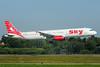 Sky Airlines (Turkey) Airbus A321-131 TC-SKI (msn 811) HAM (Gerd Beilfuss). Image: 900513.