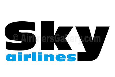 1. Sky Airlines (Turkey) logo