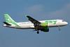 Sky Airlines (Turkey) Airbus A320-211 TC-SKJ (msn 138) ZRH (Bernardo Andrade). Image: 909822.