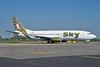 Sky Airlines (Turkey) Boeing 737-49R TC-SKM (msn 28882) AMS (Ton Jochems). Image: 902784.