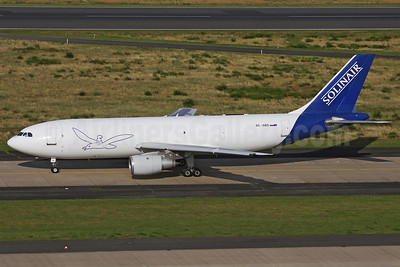 Solinair Airbus A300B4-203 (F) S5-ABS (msn 126) CGN (Rainer Bexten). Image: 910698.