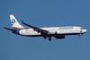 SunExpress Airlines Boeing 737-8HC WL TC-SNU (msn 40756) BSL (Paul Bannwarth). Image: 924280.