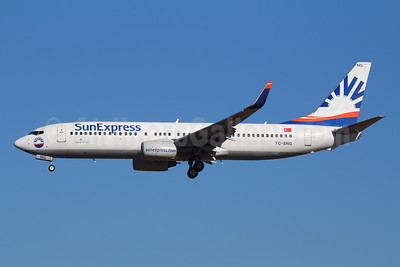 SunExpress Airlines Boeing 737-8HC WL TC-SNG (msn 36530) FRA (Marcelo F. De Biasi). Image: 943687.