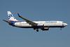 SunExpress Airlines Boeing 737-8CX WL TC-SUI (msn 32367) AYT (Paul Denton). Image: 910811.