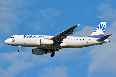 SunExpress Airlines (Avion Express) Airbus A320-232 LY-NVW (msn 2173) BSL (Paul Bannwarth). Image: 946814.