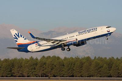 SunExpress Airlines Boeing 737-8CX WL TC-SUH (msn 32366) AYT (Andi Hiltl). Image: 908061.