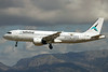 A summer wet lease, A320 YL-BBC wears the Involatus logo