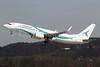 First Boeing 737-800 for Tailwind, delivered December 10, 2014