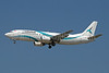 Tailwind Airlines Boeing 737-4Q8 TC-TLA (msn 25107) AYT (Paul Denton). Image: 909847.