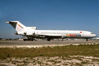 Torosair Boeing 727-291 N408BN (msn 19993) MIA (Bruce Drum). Image: 104422.