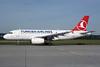 Turkish Airlines Airbus A319-132 TC-JLP (msn 2655) ZRH (Rolf Wallner). Image: 927795.