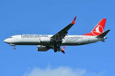 Turkish Airlines Boeing 737-8 MAX 8 TC-LCK (msn 60053) BSL (Paul Bannwarth). Image: 954492.