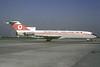Turk Hava Yollari-THY-Turkish Airlines Boeing 727-2F2 TC-JBF (msn 20980) CDG (Christian Volpati). Image: 907614.