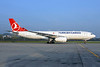 Turkish Cargo (Turkish Airlines) Airbus A330-243F TC-JDP (msn 1092) ZRH (Rolf Wallner). Image: 907257.