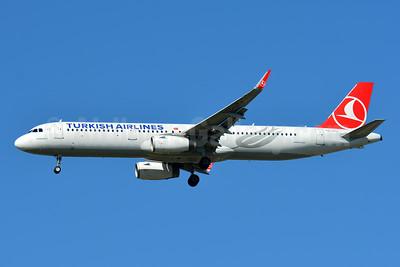 Turkish Airlines Airbus A321-231 WL TC-JTJ (msn 7139) BSL (Paul Bannwarth). Image: 943017.