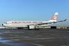 Turkish Airlines' 1972 Airbus A330-200 retro jet