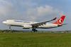 Turkish Cargo (Turkish Airlines) Airbus A330-243F TC-JDP (msn 1092) ZRH (Rolf Wallner). Image: 922802.