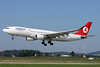 Turkish Airlines Airbus A330-202 TC-JNG (msn 504) ZRH (Andi Hiltl). Image: 937727.