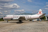 Turk Hava Yollari-Turkish Airlines Vickers Viscount 794D TC-SEV (msn 430) IST (Mario C.E. Freese). Image: 900785.