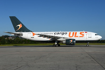 ULS Airlines Cargo Airbus A310-304 (F) TC-VEL (msn 622) ZRH (Rolf Wallner). Image: 934804.