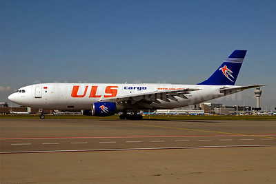 ULS Airlines Cargo Airbus A300B4-203 (F) TC-ABK (msn 101) AMS (Ton Jochems). Image: 901107.