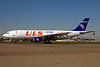 ULS Airlines Cargo Airbus A300B4-203 (F) TC-ABK (msn 101) AMS (Ton Jochems). Image: 901107.
