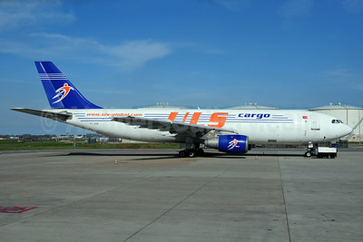 ULS Airlines Cargo Airbus A300B4-203 (F) TC-AGK (msn 117) AMS (Ton Jochems). Image: 908310.