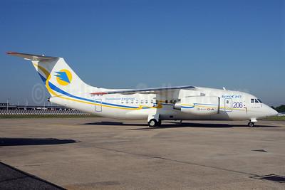 AeroSvit Ukrainian Airlines Antonov An-148-100B UR-NTA (msn 0101) LBG (Gerd Beilfuss). Image: 905059.