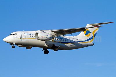 AeroSvit Ukrainian Airlines Antonov An-148-100B UR-NTA (msn 0101) ARN (Stefan Sjogren). Image: 906240.