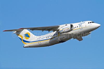 AeroSvit Ukrainian Airlines Antonov An-148-100B UR-NTA (msn 0101) ARN (Stefan Sjogren). Image: 905059.