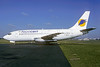 Aerosweet Airlines (AeroSvit Airlines) Boeing 737-2Q8 F-GEXJ (UR-BVY) (msn 22760) LBG (Christian Volpati). Image: 927276.