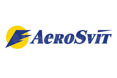 1. AeroSvit Ukrainian Airlines logo