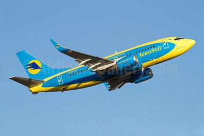 AeroSvit Ukrainian Airlines