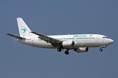 Air Onix Airlines Boeing 737-33R UR-KRA (msn 28873) AYT (Andi Hiltl). Image: 909137.