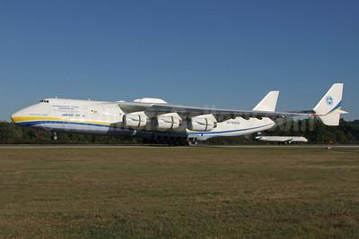 Antonov Airlines Antonov An-225 Mriya UR-82060 (msn 19530503763) CLT (Jay Selman). Image: 402869.