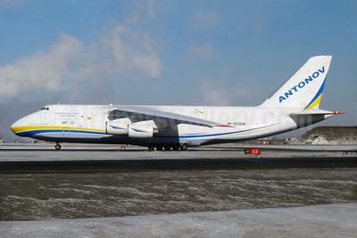 Antonov Airlines Antonov An-124-100 UR-82008 (msn 195305010006) YYZ (TMK Photography). Image: 929152.