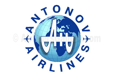 1. Antonov Airlines logo