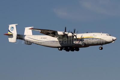 Antonov Airlines Antonov An-22A Antei UR-09307 (msn 043481244) ZRH (Andi Hiltl). Image: 934772.