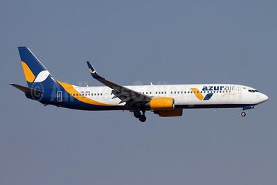 Azur Air Ukraine Boeing 737-9GP ER WL UR-AZB (msn 35712) AYT (Andi Hiltl). Image: 942713.
